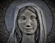 Virgen de Arenisca