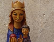 Virgen de Zaragoza la Vieja
